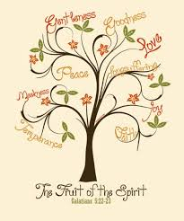 Fruit of the Spirit Tree